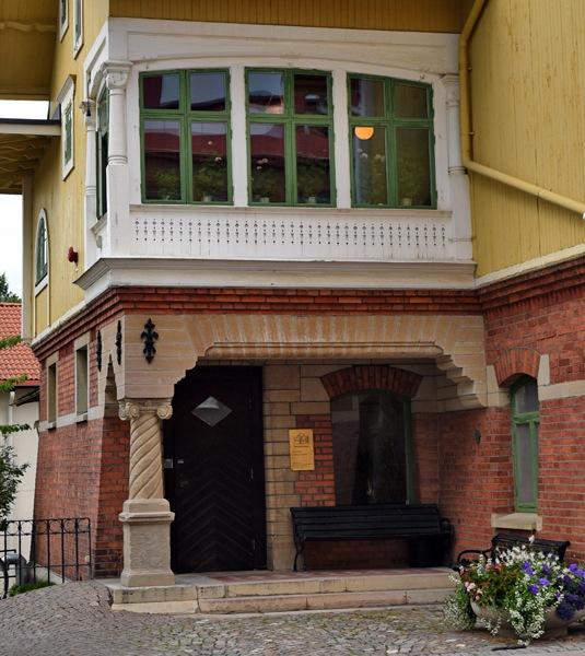 Bergööska huset