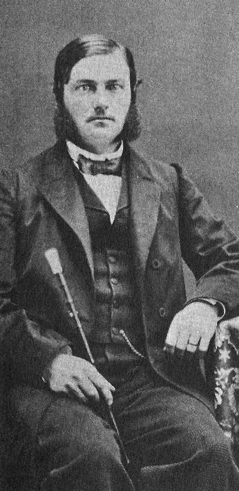 Adolf Bergöö, Karins pappa